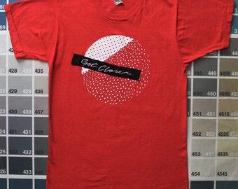 Vintage Linda Ronstadt shirt   1983 tour tee shirt   vintage 80's concert shirts   Get Closer   Screen Stars 100% cotton t shirts women's M