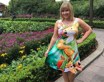 dress inspired by robin hood, maid marian, merry ole england and an archery contest