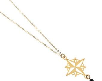 Men's Necklace - Men's Gold Necklace - Men's Jewelry - Men's Gift - Boyfriend Gift - Husband Gift - Present For Men - Gift For Dad - Male