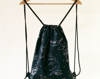 Backpack bag Animal Constellations