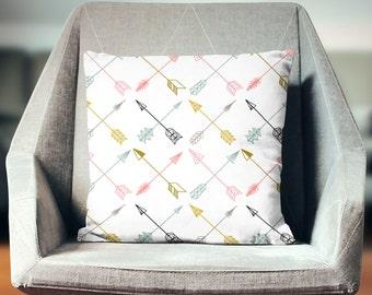 Arrow Pillow | Arrow Throw Pillow | Arrow Pillow Case | Arrow Pillow Cover | Arrow Pillow Case | Arrow Decorative Pillow | Arrow Cushion