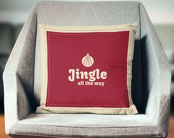 Festive Decoration | Holiday Decorations | Christmas Pillow | Christmas Decoration | Christmas Home Decor | Christmas Decor | Festive Decor