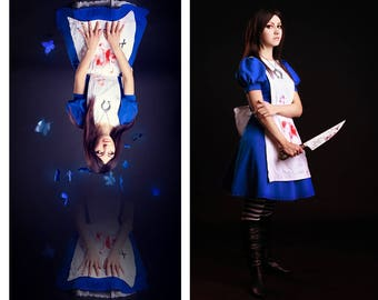 Alice Liddell cosplay (Alice Madness Returns) TO ORDER / custom made