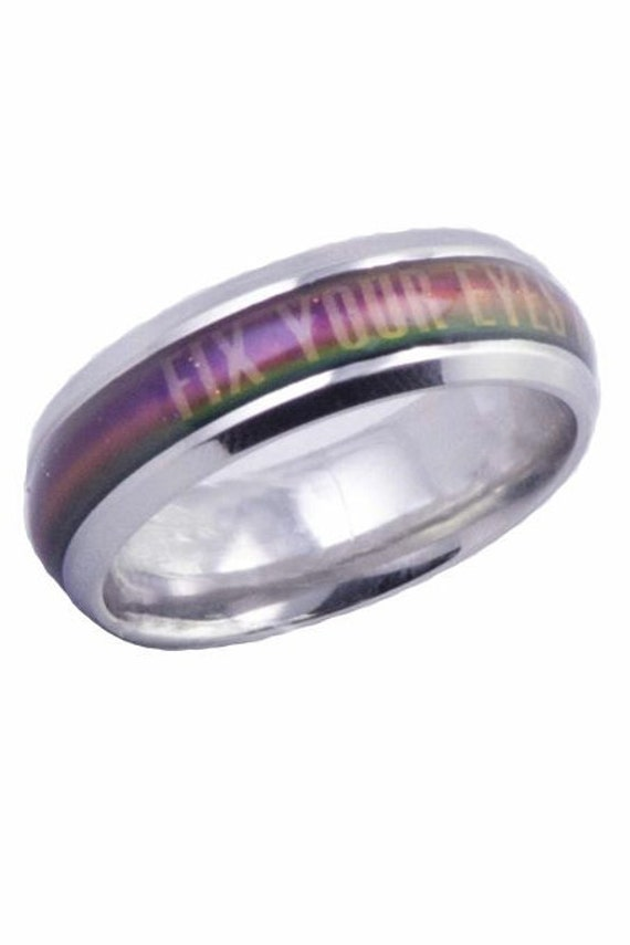 how to fix a broken mood ring