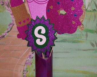 Shopkins Centerpiece! Shopkins Party Decorations!
