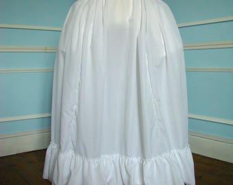 Skirt slip 18th century marie antoinette - free world shipping