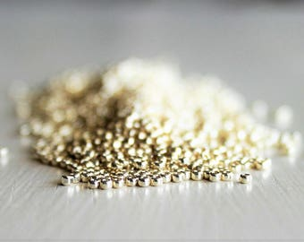 10g Galvanized Silver Size 15 TOHO Seed Beads
