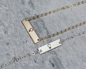 Support Planned Parenthood! Necklace or Bracelet, Feminist Jewelry, Women's Symbol Bracelet, Stamped Women's Venus Symbol