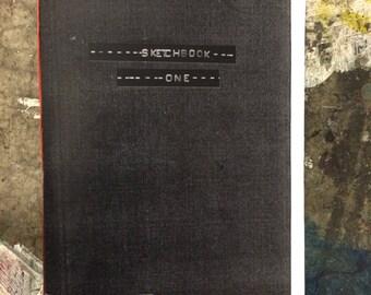 SKETCHBOOK ONE (zine)