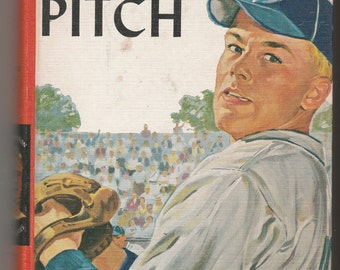 Vintage Pay Off Pitch Chip Hilton Sports Story 1958 Clair Bee