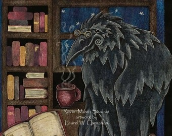 Raven's Library