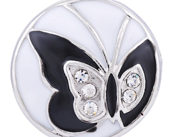 BUTTERFLY Snap Button 18 mm