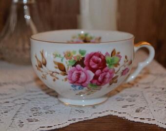 Princess Rose Tea Cup