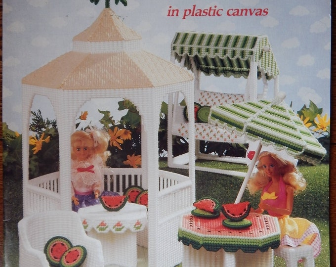 Pattern maker software for plastic canvas