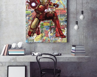 A4 Marvel Avengers Gloss Photo Prints