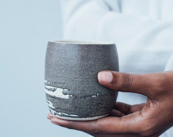Seti Cup in Black Desert Sand