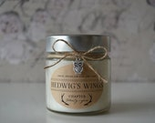 Hedwig's Wings Handmade Soy Candle