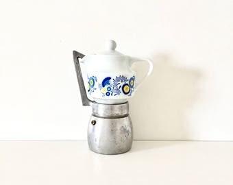 how to use italian metal coffee maker
