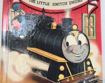 ChooChoo the Little Switch Engine Book
