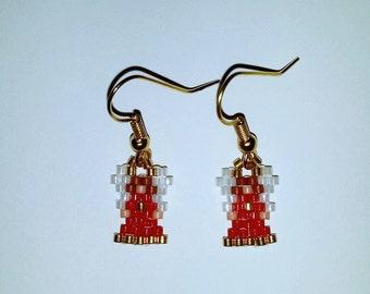 Earrings ' little angels '