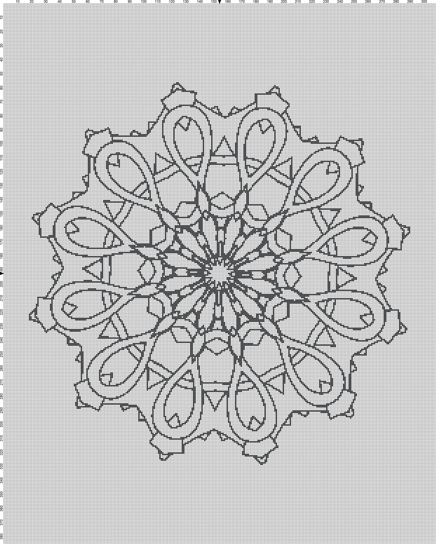 Color art mandala wonders - This Is A Digital File