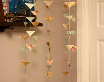 Decorative Triangle Mobile