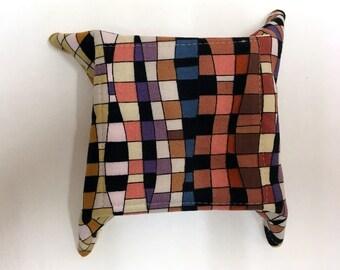 Fabric Trinket Tray