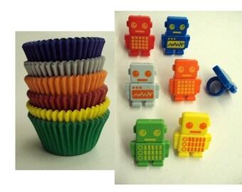 Robot Rings, Robotics Rings