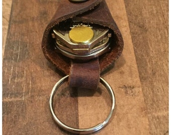 Key Koat Oiled Leather Key Holder