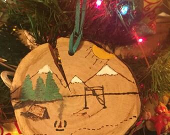 Trail Ornament