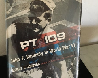 P T 109, John F. Kennedy in World War II
