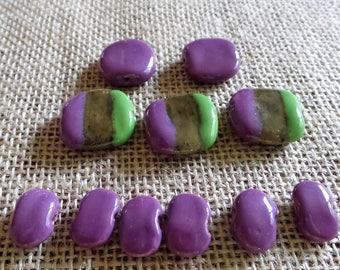 Destash Kazuri Beads