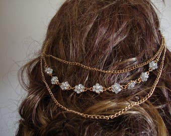 Ideal embellishment for hair