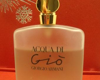 Giorgio Armani ACQUA DI Gio EDT Bottle 100 ml Natural Spray