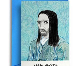 Van Goth Card