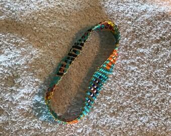 American Indian Beadwork Bracelet