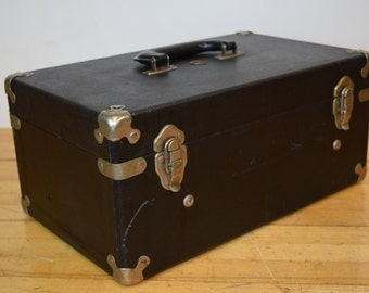 Stylish 1950'S Carry Case/ Industrial Case
