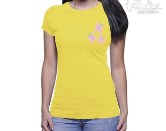My Little Pony-Fluttershy's Cutie Mark T-Shirt