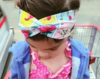 LOTERIA Turban, headband