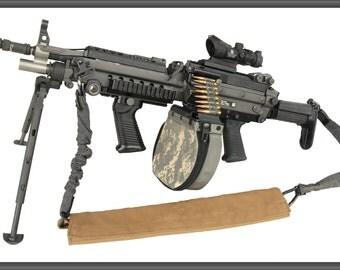 16x24 Poster; Improved M249 Machine Gun