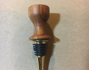 3 new wine bottle stoppers