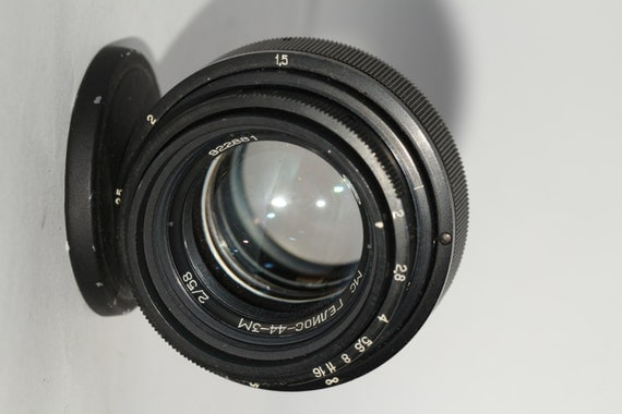 Rare lens MC Helios 44-3M 2/58 BeLOMO (MMZ) Lens M42 Zenit N923881
