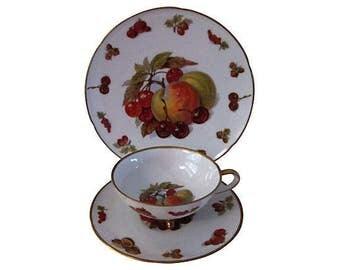 Royal Hanover Dessert Set, 3 Pcs