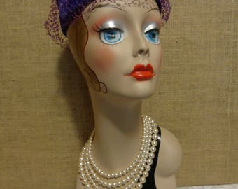 Vintage 4 strand Pearl necklace