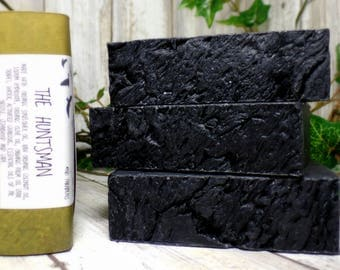 Huntsman Soap – Natural Soap – Organic Soap – Natural Skincare – Vegan – Soap – Homemade Soap – Cold Process Soap – Soap For Men