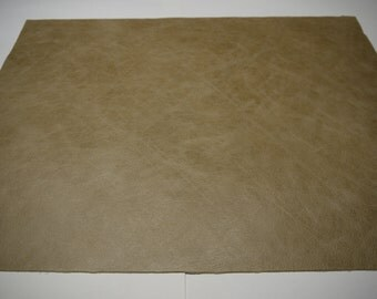 """Leather panels distress smooth 18""""x 24"""" for ( 6 ) pieces."""