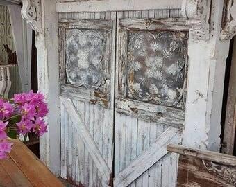 Gorgeous Custom Reclaimed Barn Doors
