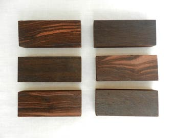 Ceylon Ebony Wood Blank, woodworking blank, woodturning blank