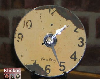 Lenae May CD Desk or Wall Clock