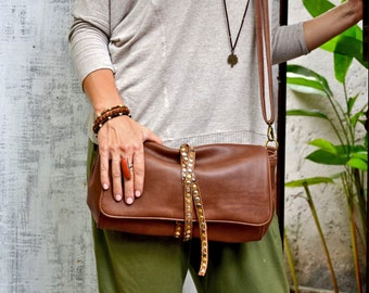 Leather Crossbody Bag,Crossbody Leather Bag,Women Crossbody bag,Crossbody Bag Leather,Brown Leather Crossbody Bag,Leather Crossbody Purse
